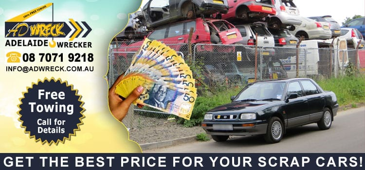 Cash for Scrap Cars Adelaide