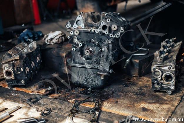 scrap auto dismantlers adelaide