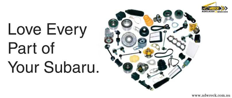 aftermarket parts subaru