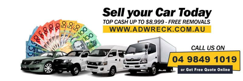 Sell Car Adelaide