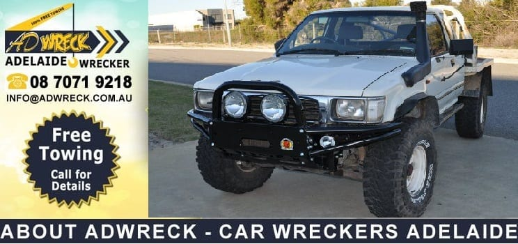 4wd vehices wreckers buyers adwreck